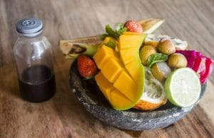 Tropical Fruit Bowl