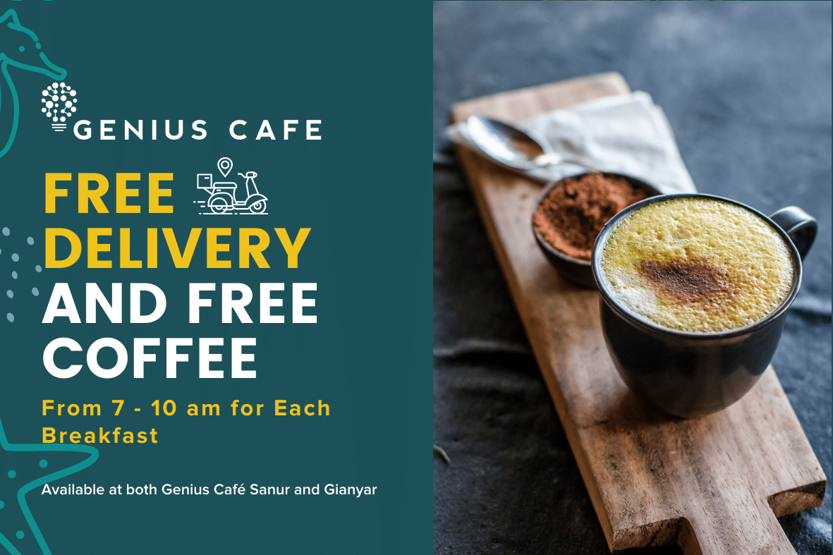 Free Delivery with free Coffee